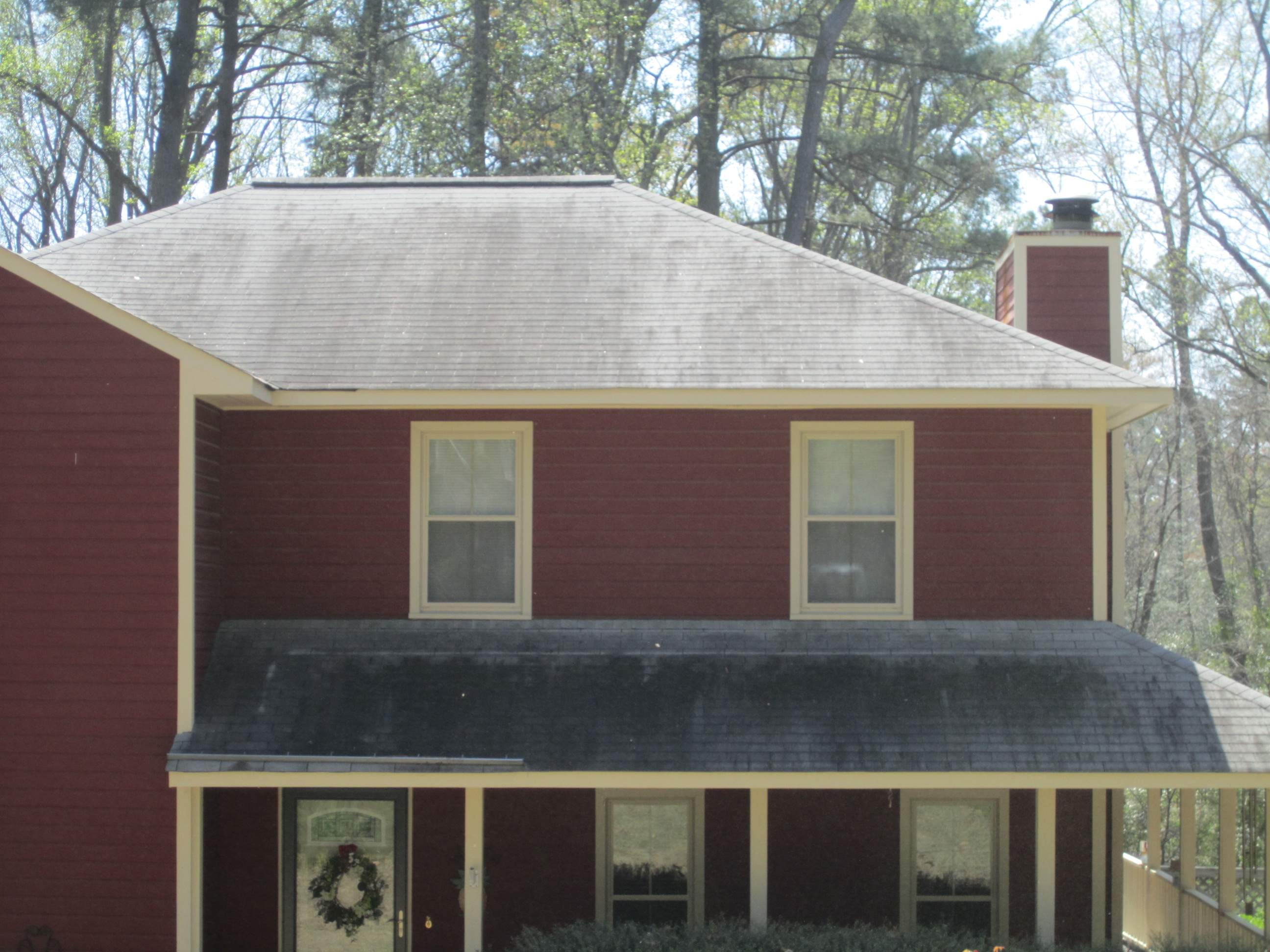 Augusta Roof Stains